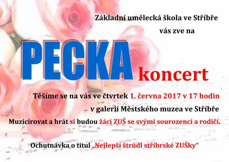 Pecka koncert