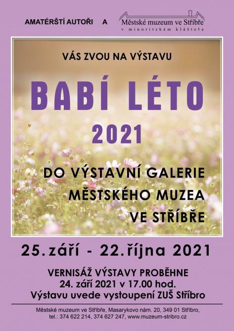 Babí léto 2021